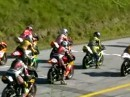 ADAC Minibike Cup 2008 Startvorgänge