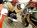 ADAC Motorrad Werkstatt Test bei 32 Vertragswerkstätten in Deutschland