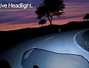 Adaptiver Scheinwerfer bei BMW Tourern ab 2011. Leuchtet vor allem Kurven besser aus. Sehr gut!