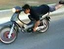 Zur Erzielung der Höchstgeschwindigkeit sind die Gesetze der Aerodynamik UNBEDINGT zu beachten ...