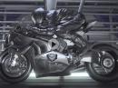 Aerodynamik der Ducati Superleggera V4 erklärt - Traumbike