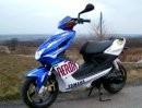 Yamaha Aerox Valentino Rossi MotoGP Replica
