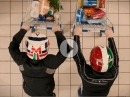 Agostini vs. Lucchinelli - Racing im Supermarkt - MotoGP Werbeclip