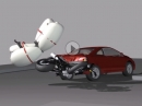 """Airbag For Bike"" a revolutionary motorcycle safety system"