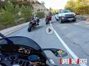 Akra Concert - Mountain Ride - Yamaha R1M - Ducati Panigale 1299S - Aprilia RSV4 RF