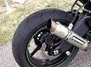 Akrapovic Bodis GP-1 Auspuff - Kawasaki XZ-10R 2008