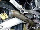 Akrapovic Honda Hornet 600