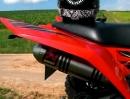 Akrapovic Komplett Titan ohne dB-Eater Suzuki LTZ 400 K9