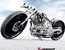 Akrapovic Morsus Custombike - weltexklusive Testfahrt für MCN
