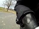 Akrapovic slip-on Auspuffanlage an BMW R1200R (2011) feiner Boxersound
