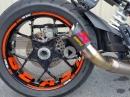 Akrapovic Slipon - KTM 1290 Superduke - Kurz und arg laut!