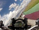 Albacete onboard Lap mit Ducati Multistrada 1200 von Ismael Bonilla artgerecht bewegt