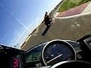 Albacete (Spanien) onboard Yamaha R6