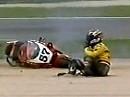 SBK 1998 - Albacete (Spanien) Race 2 - Zusammenfassung