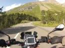Albulapass von La Punt nach Bergün