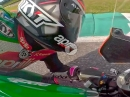 Aleix Espargaro onboard Mugello mit Aprilia RS-GP