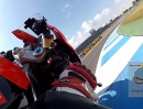 Alex Hofmann Jerez (Spanien) 2013 onboard für Sport1