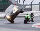 Alfa MiTo SBK vs. Chris Walker 'The Stalker' Kawasaki Ninja British Superbike