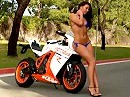 Alisha- April Calendar Girl von Motousa - sehr schöne KTM