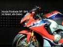 Alle Details, alle Daten: Honda Fireblade CBR1000RR SP / CBR1000RR SP 2