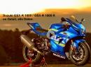 Alle Details, alle Daten: Suzuki GSX-R 1000 und GSX-R 1000 R