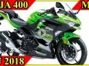 ALLE Details: Kawasaki Ninja 400, mehr Hubraum – mehr SuperSport? by Motorrad Nachrichten