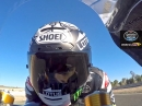 Almeria onboard 2015 Alex Marquez Marc VDS