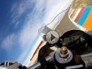 Almeria schnelle Runde Yamaha R6 1.43.96