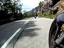 Alp d'Huez, Frankreich - Schneckeschubsertour 2012