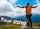 Alpentour 2018 - Timmelsjoch, Jaufenpass, Plansee - Kurvenspass. Fernweh-Video
