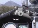 Alptraum: Mit 270 über die Bahn, Kurve, STAU - einatmen, ausatmen