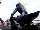Alstare Suzuki und Max Neukirchner - Phillip Island Race 1