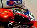 Althea Racing Ducati Superbike 1198 2012 Details. Fahrer: Carlos Checa