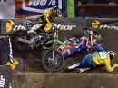 Supercross 2014, Anaheim 3 250SX - Highlights