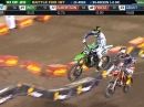 Supercross 2014, Anaheim 3 450SX - Highlights