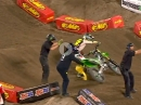 Anaheim (1) 2018: 450SX Highlights Monster Energy Supercross - Musquin gewinnt Saisonauftakt