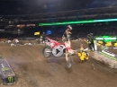 Anaheim (2) 2017: 450SX Highlights Monster Energy Supercross - Roczen stürzt schwer