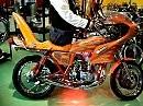 Andre Länder andre Sitten: Custombike (Suzuki GS400) aus Japan