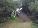 Andre Villa 15 Sekunden Flugshow - geil