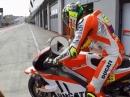 Andrea Iannone, The Maniac: Impressionen MotoGP Test