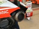 Andrea Iannone Ducati Desmosedici Austin: E pronta !! is ready !!