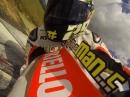 Andrea Iannone onbaord Lap Ducati Desmosedici Pramac Racing