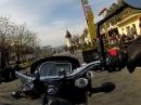 Anfahrt 2014 - Bennos Truck Stop Kaub - Rollei S50 Stippvisite