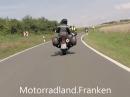 Anfahrt Kathi Bräu Heckendorf - Motorradland Franken