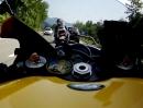 Angasen am Sonntag Vormittag Yamaha R1 vs. Suzuki GSXR