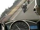 Angelo und Rolli, Hockenheimring mit Speer Racing