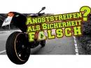 Angststreifen = Sicherhheitsstreifen = NEIN by ChainBrothers