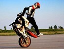 Angyal Zoltan: SWITCHBACK Wheelie CIRCLE / NO-FRONT SWITCHBACK Wheelie Einmalig