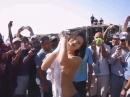 Anna Polina: Erotik Motorrad Sponsoring Dakar 2014: Was nicht im TV kommt