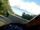 Anneau du Rhin mit Bosee Team 04-10-08 Honda CBR 6oo RR